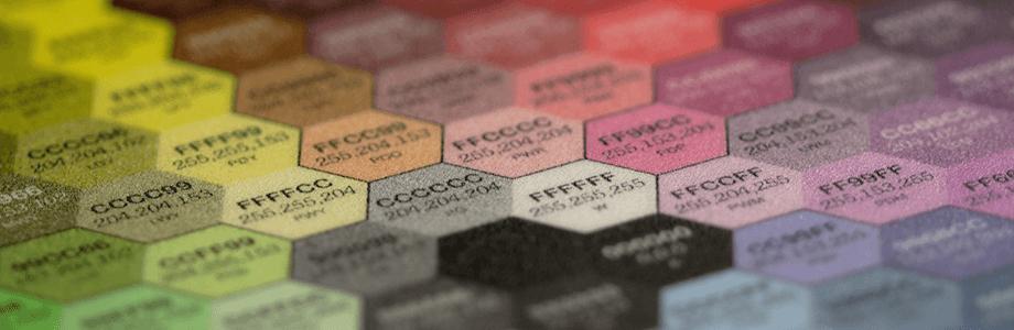 Farben im Web
