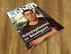 Cover Zeitschrift Zeit