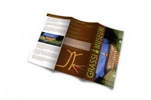 Broschüre Grassi Museum