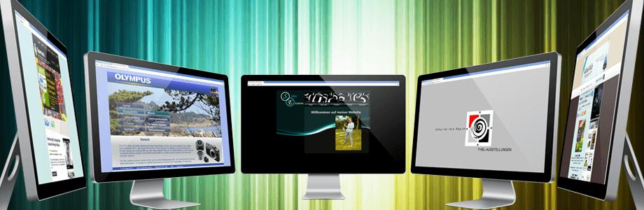Webdesign von Silvio Endruhn