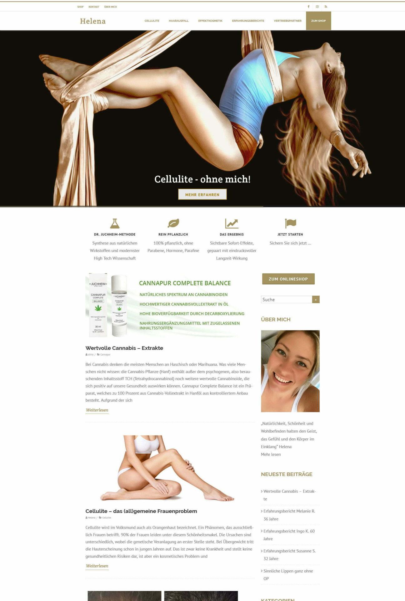 Was ist Effektkosmetik helena-cosmetics com